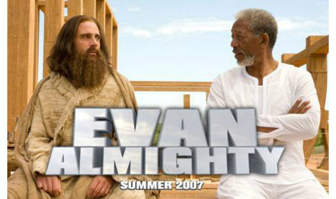 Evan Almighty, 2007